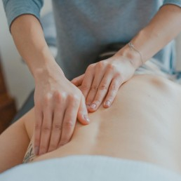 manual massage therapy